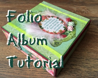 Tutorial #11: Interactive Folio Album 'Cross-haired Memories'