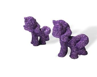 My Little Pony Purple glitter