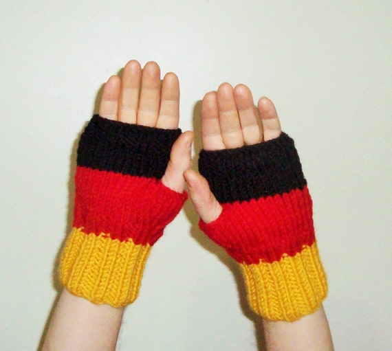 Winter Gloves German Flag Gloves German Gifts Mens Gift For