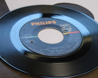 The Panics - It Ain't What You Got / The Kangaroo  45 record