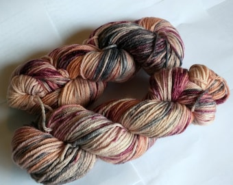 Under it all on Worsted SW Merino