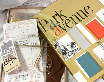 Park Avenue Nylons - Never Worn from 1940's