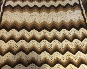 Shades of brown rippli