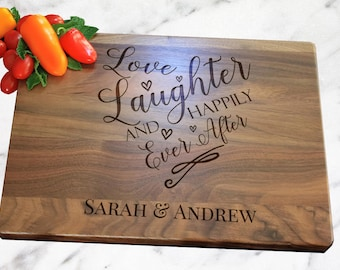 Personalized Cutting Board, Wedding Gift, Rustic Cheese Board, Chopping Board, Cheese Board, Personalized Gift, Wedding Shower Gift, Gift