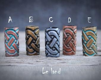 6-22 mm Celtic dread beads dreadLock beads dread Jewelry celtic beads for dreadlock extensions dread accessories dreadlock hair beads