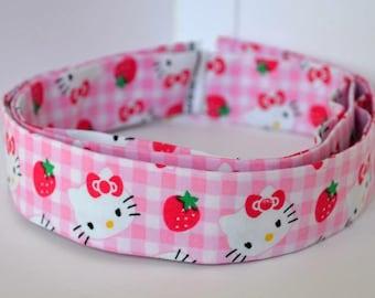 Martingale Style Collar || Hello Kitty