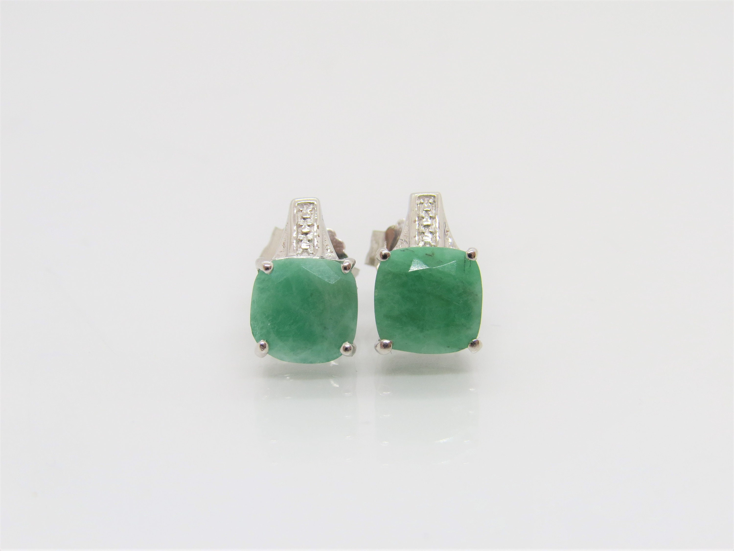 canada finley diamond earrings jewellery premier coins img and trade gold ladies company emerald estate s natural
