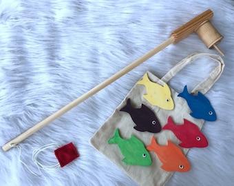 Fishing Game - Go Fishing - Fine motor skils