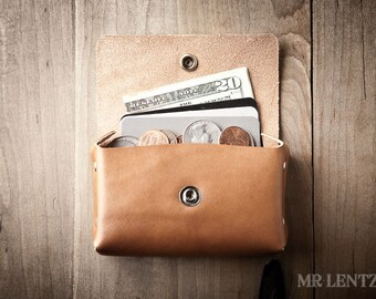 Leather Card Wallet, Card Wallet, Credit Card Wallet, Card Case, Card Pouch, Leather Card case 061