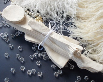 5 Blank Doll BODY for crafting -  handmade doll-  Unfilled Blank Doll Body - cloth doll body
