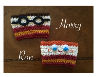 Harry Potter or Ron Weasley Cozy