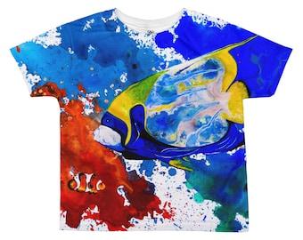 Bahia Honda kids sublimation T-shirt