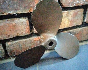 Old 3 Blade Bronze ? Propeller
