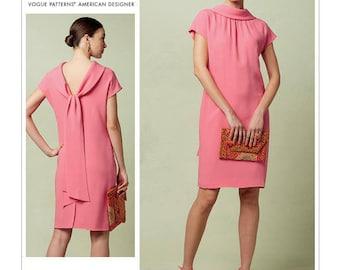 Dress sewing pattern Vogue V1544