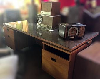 Vintage Herman Miller Executive Desk
