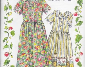 Prairie Point Dress Pattern Ladies' Dress Sizes 6-20 from The Paisley Pincushion UNCUT Pattern 1998