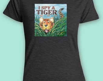 Men's I Spy a Tiger Tee