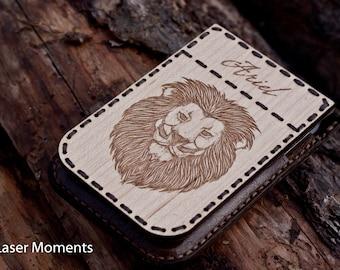Minimalist Artistic Unique Wallet