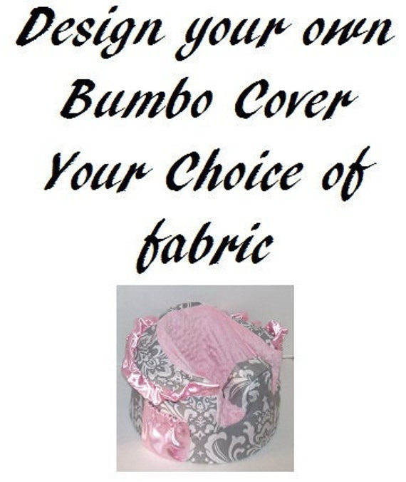 Custom Bumbo Cover Design Your Own