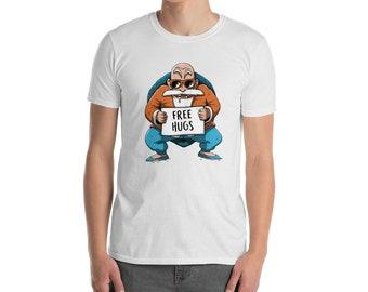 Kame Sennin Free Hugs Unisex T-Shirt