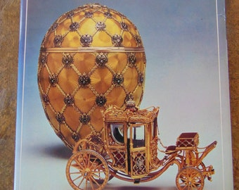 Masterpieces from the House of Faberge Book , 1984  , OOP