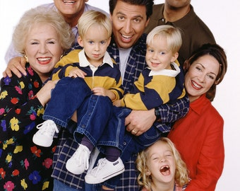 Doris Roberts Marie Baron actress Everybody Loves Raymond autograph Signed Autographed index card +free print from the cast with Ray Romano