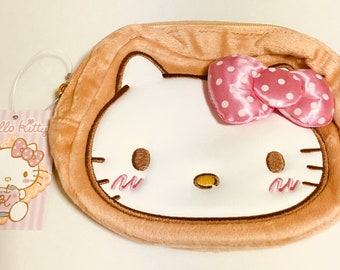 Japanese Hello Kitty Face Fur Porch