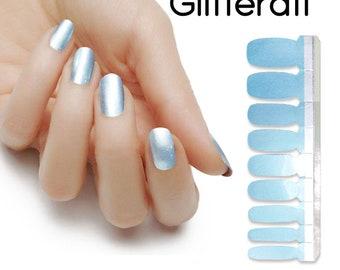 Glitterati 100% Real Nail Polish Strips