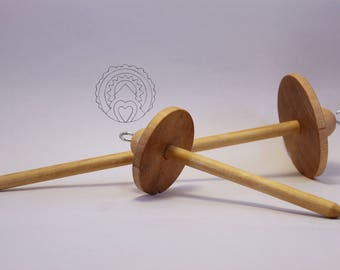 Top Whorl Drop Spindle- Beginner