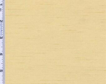 Buttercup Yellow Iridescent Shantung Drapery Fabric, Fabric By The Yard