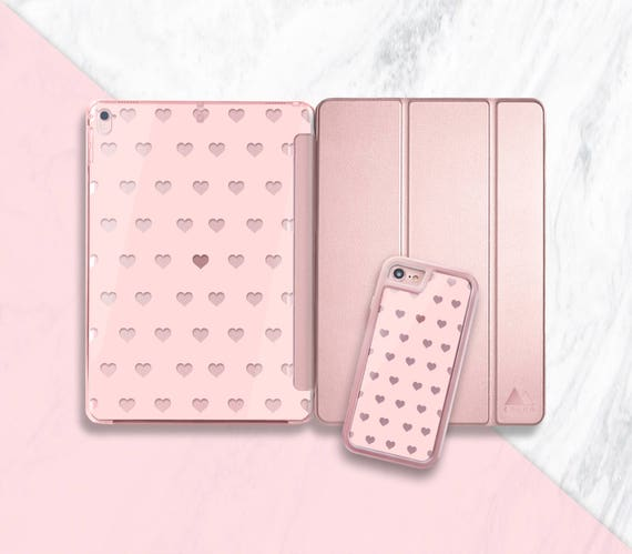 nude hearts ipad pro 10 5 case ipad pro smart cover rose gold. Black Bedroom Furniture Sets. Home Design Ideas