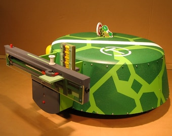 Tippy the Turtle Tank, from the Tortoise and the Hare Arms Race series