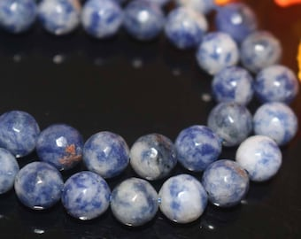 """Natural 128 Faceted Picture Jasper Round Beads,Crysta Beads,Quartz Beads supply.15"""" strand, 6mm 8mm 10mm 12mm"""