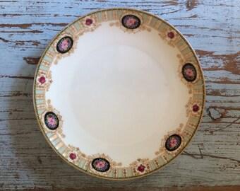 Vintage Thomas Plate from Bavaria Dessert/Salad Plate