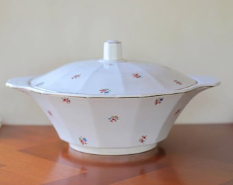 french tureen vintage tureen