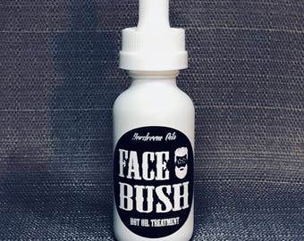FACE BUSH Oil Treatment