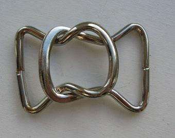Bottle Opener Two Piece Nickel Buckle Kids Belt Buckle 10 sets