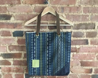 Vertical Stripes Life Tote 2.0