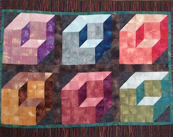 Chip Out of Every Block PDF Quilt Pattern