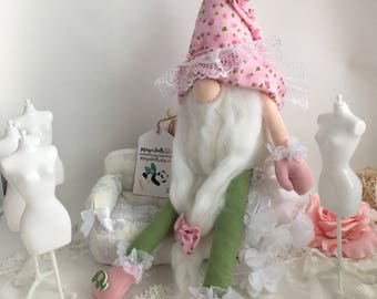 Forest gnomes/ Gnome / gnomes cloth /elf doll / Scandinavian Gnome/ Gnome home/dwarves dwarf/ toy dwarf guardian