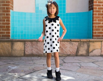 Dolly Dots Junior Dress