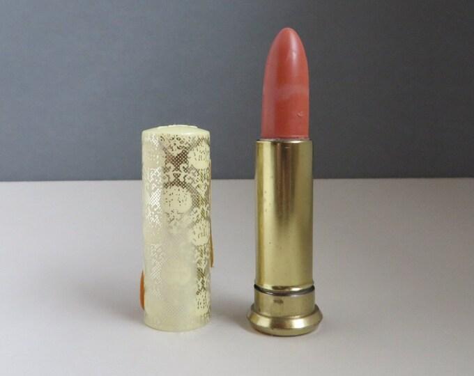 Coty Lipstick - Vintage Apricot Honey Lipstick, Collectors Lip Color