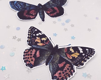 Butterfly Die Cuts, Card Stock Die Cuts, Planner Accessories, Scrapbooking, Paper Crafting, Craft Supplies