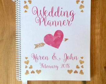 Wedding organizer Etsy