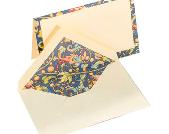 Ramis - Italian note cards with envelope in box