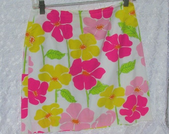 Lilly Pulitzer skirt size 0.