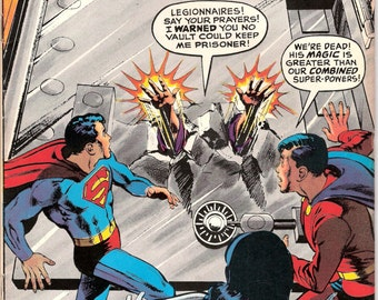 Superboy in Adventure Comics 369, Silver Age, LSH, Lady Mutiny, Legion of Super Heroes. 1968 DC Comics in FN (6.0)