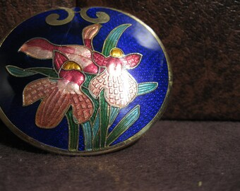 CLEARANCE  Cloisonne' Buckle\ Ornament  reduced from 20 to 10