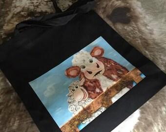 Ma's Art Bags ~ Duke & Kevin