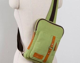 Kenzie Cross Body Sling Bag  PDF Sewing Pattern (#1255)
